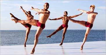 Fire Island Pines - Dancers Responding to Aids Dance Festival Raises More than $300,000 at 2008 Event
